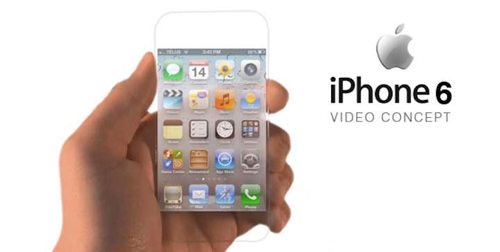 iPhone 6 koncepcja nowego modelu