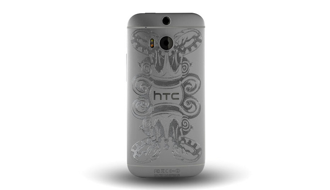 HTC One (M8) Phunk Edition