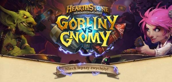 Gobliny vs Gnomy – dodatek do Hearthstone: Heroes of Warcraft