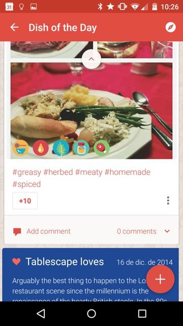 Google Tablescape aplikacja