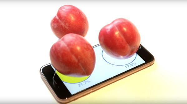Wyświetlacz 3D Touch w iPhone'ie 6s jako waga?