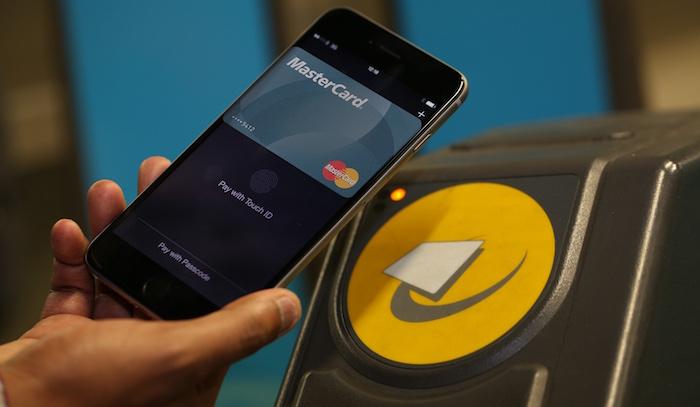 Płatność za przejazd w Londynie Apple Pay, MasterCard (Fare Free Mondays)