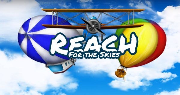 Reach For The Skies – odkrywaj nowe lądy