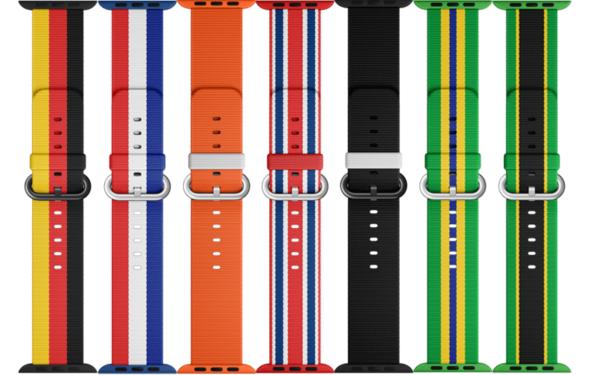 Paski Apple Watch z okazji Olimpiady w Rio 2016