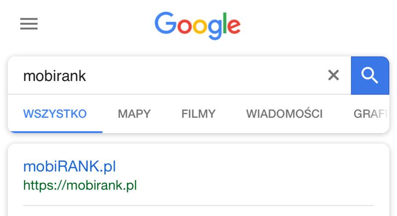 Google testuje nowy, zaokrąglony wygląd mobilnych wyników wyszukiwania