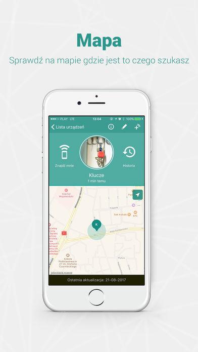 Aplikacja mobilna notiOne (screen)