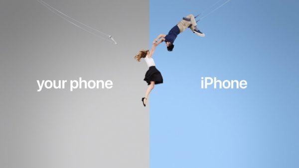 Nowe wideo od Apple, które ma przekonać użytkowników Androida