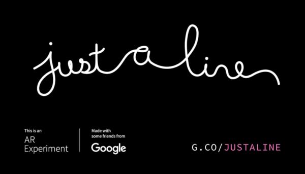 """""""Just a Line"""" to prosta aplikacja Google'a do rysowania linii w AR"""