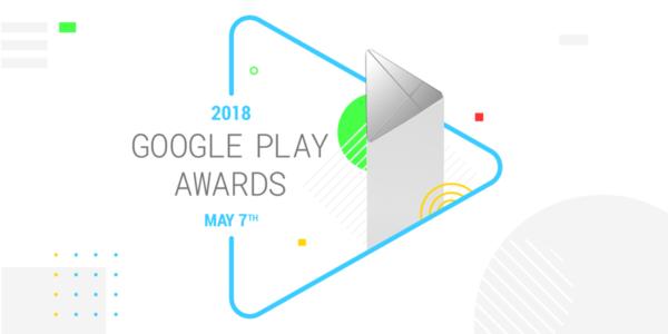 Oto aplikacje na Androida nominowane do Google Play Awards 2018