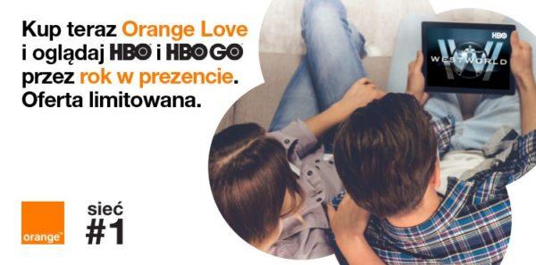 Orange Love z HBO w prezencie oraz nowa oferta dla duetów i rodzin