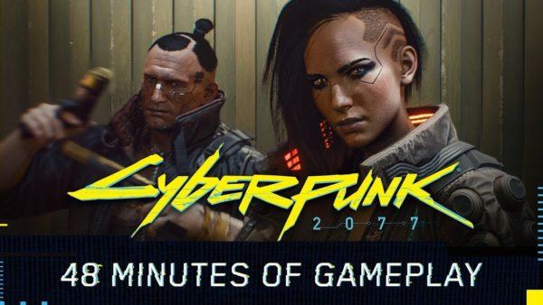 """Obejrzyj 48 minut rozgrywki z gry """"Cyberpunk 2077"""" w 4K"""
