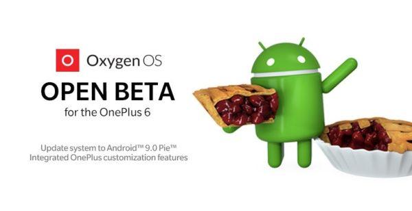 Właściciele OnePlus 6 mogą teraz zainstalować Androida 9 Pie