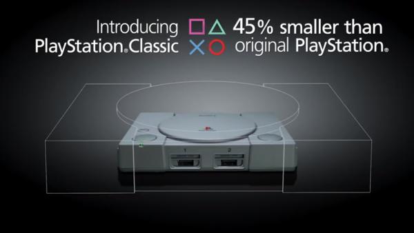 PlayStation Classic – nowa retro konsola od Sony już 3 grudnia