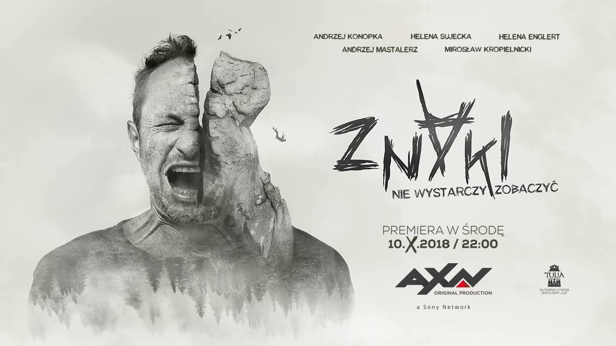 """Serial """"Znaki"""" na AXN Polska od 10 października 2018 r."""