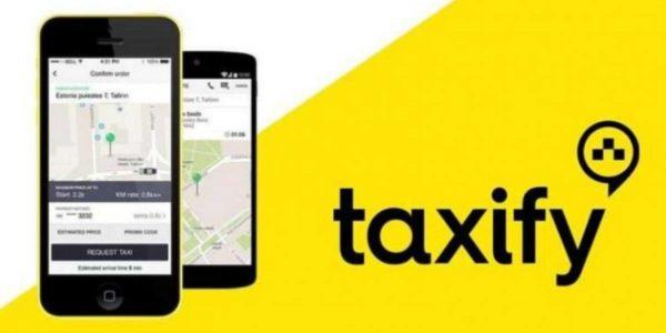 Taxify rozpoczyna współpracę z Google Maps