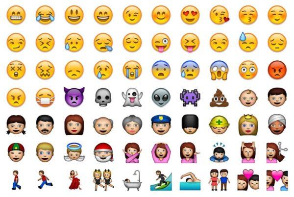 10 lat temu Apple po raz pierwszy dodało ikony Emoji na iPhonie
