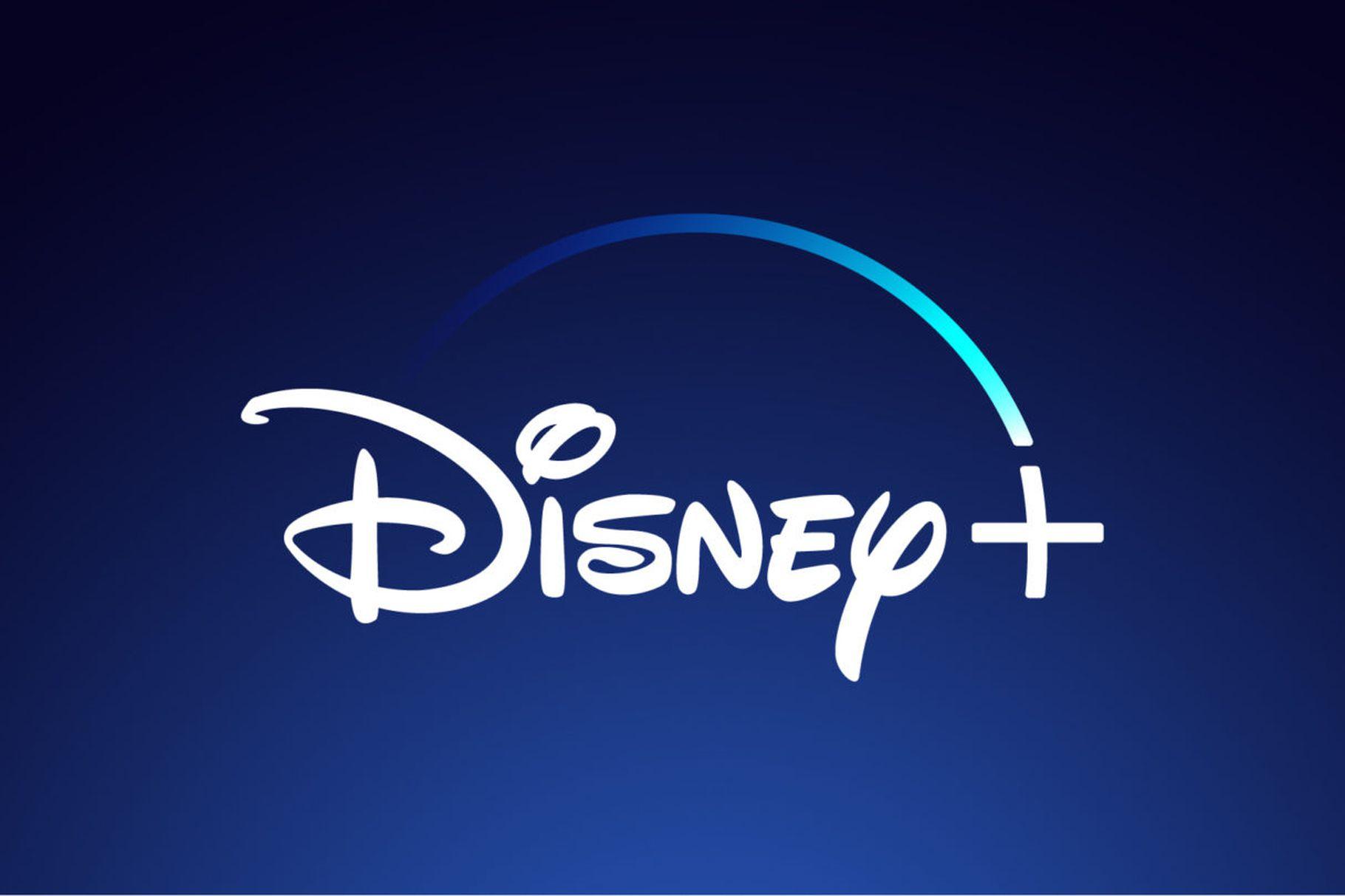 Disney+ (logo serwisu streamingowego Disneya)