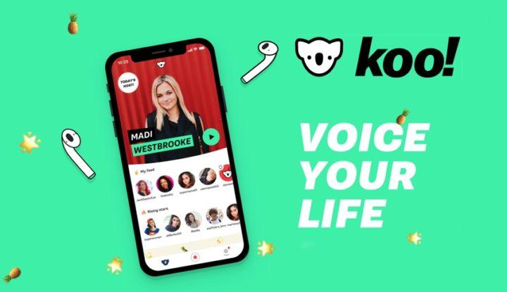 Koo! - sieć społecznościowa bazująca na nagraniach audio!