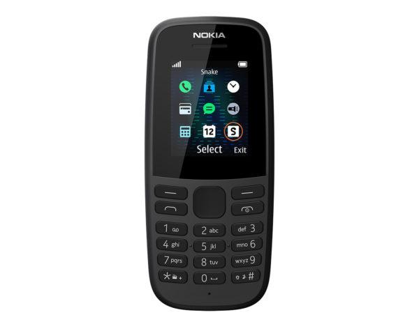Nokia 105 czwartej generacji to telefon z kultowej serii w nowoczesnym wydaniu