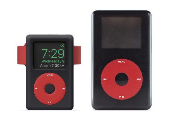 Zamień Apple Watcha w iPoda dzięki podstawce W6 Stand od Elago