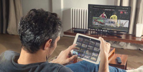 UPC udostępniło aplikację Horizon GO na Apple TV