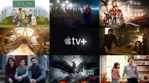 Sporo nowości na Apple TV+ w pierwszej połowie 2020 roku
