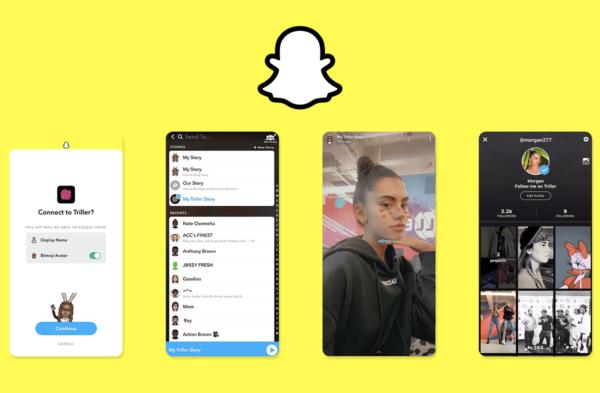 Snapchat Stories można będzie teraz udostępniać w innych aplikacjach