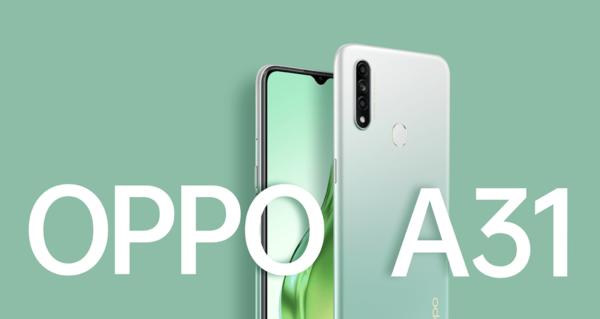 Smartfon OPPO A31 już dostępny w sprzedaży!