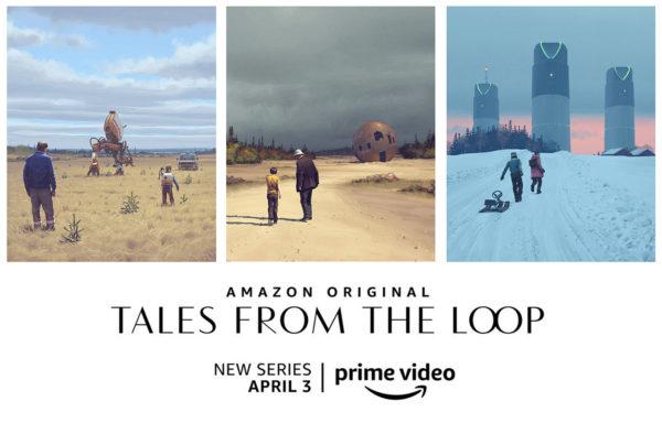 """Zwiastun serialu """"Tales from the Loop"""" od Amazona"""
