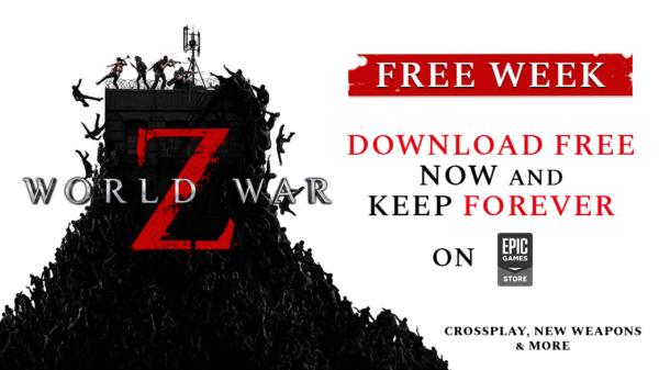 """Staw czoła epidemii zombie w grze """"World War Z"""" – teraz za darmo!"""