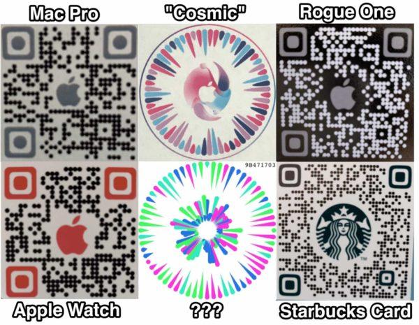 Wyciekły niestandardowe kody QR z aplikacji AR w systemie iOS 14