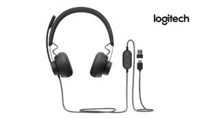 Słuchawki Logitech Zone Wired