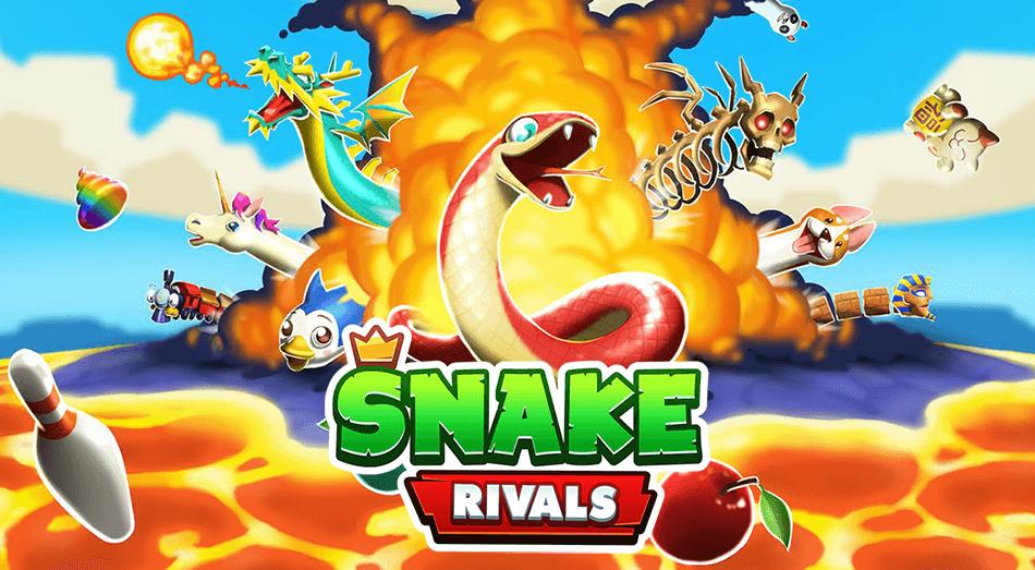 Snake Rivals - gra mobilna