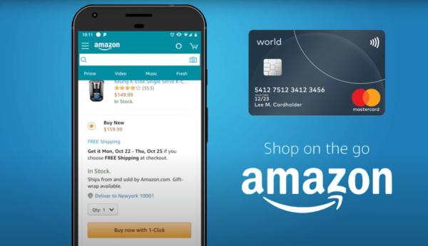 Mastercard wdroży tokenizację kart płatniczych klientów Amazona w 12 krajach