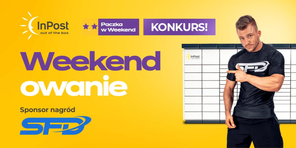 Konkurs Weekendowanie InPost – czerwiec 2020