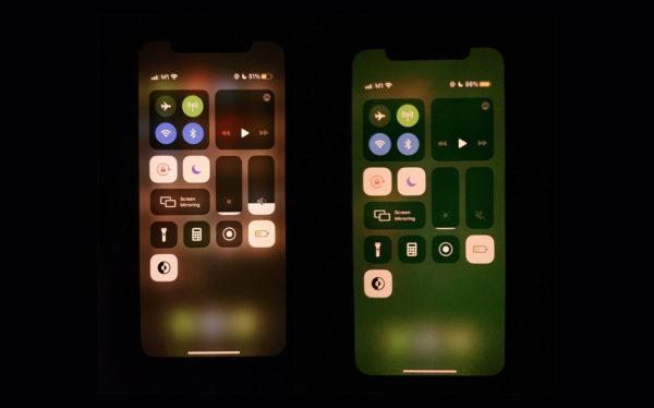 Niektórzy użytkownicy iPhone'a 11 mają zielony odcień na wyświetlaczu
