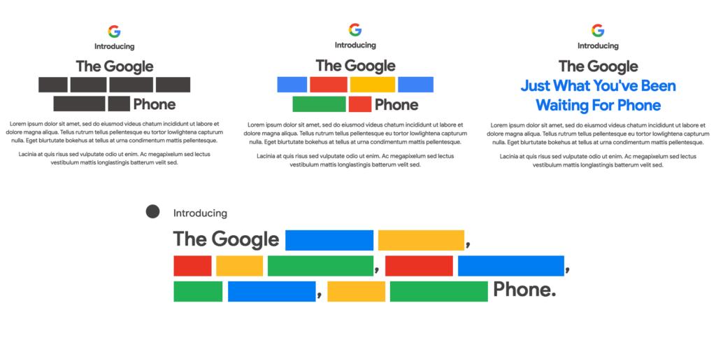Jak odkryć ukryty tekst w zaproszeniu Google'a? Easter Egg
