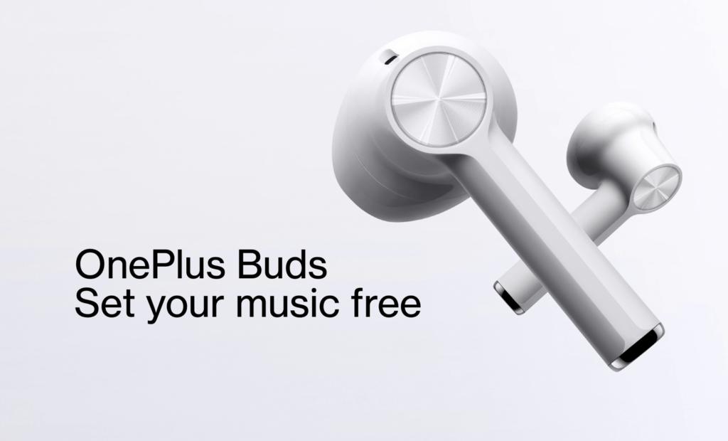 OnePlus Buds (białe)