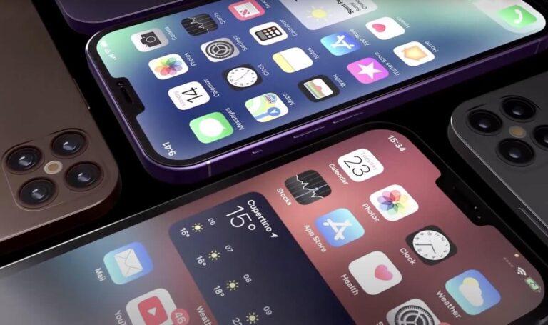 Koncepcja iPhone'a 12 na podstawie doniesień