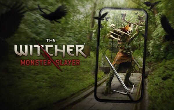 """W """"The Witcher: Monster Slayer"""" zamiast Pokemonów będziemy łapać potwory"""