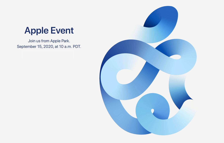 Apple Event 15 września 2020 r. o godz. 19:00 czasu polskiego