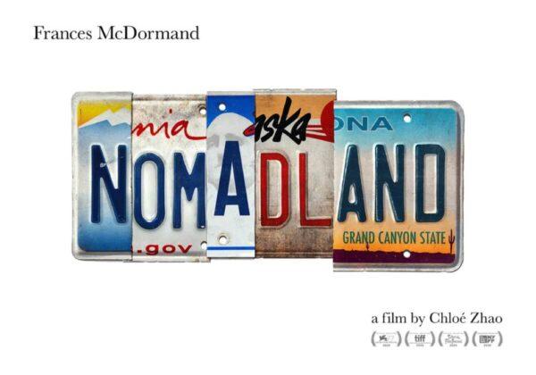 """""""Nomadland"""" zdobywa nagrodę People's Choice Award na TIFF 2020"""