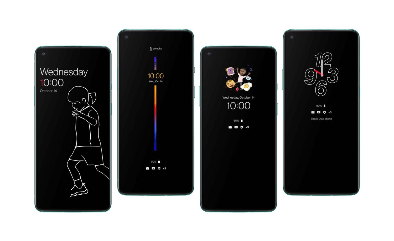 OnepPus 8T (Oxygen 11)