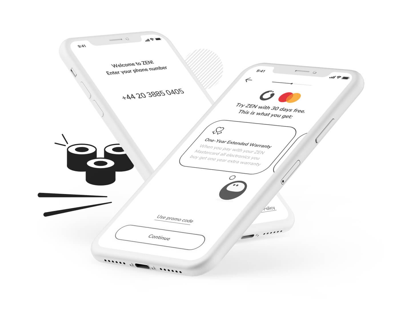 Aplikacja mobilna ZEN