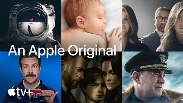 Zwiastun największych hitów Apple Originals